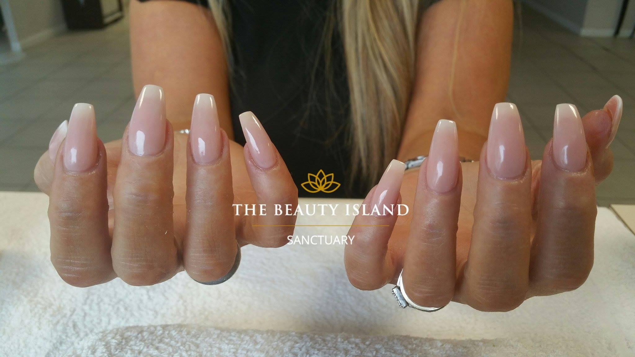 Gel Nail Enhancement | Acrylic Nails Enhancement | OPI
