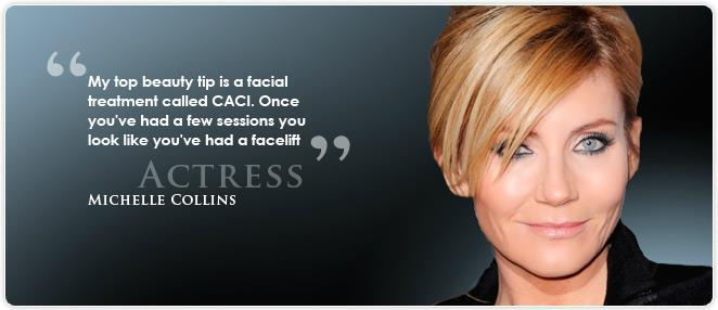 CACI Facelift & Dermalogica Treatment