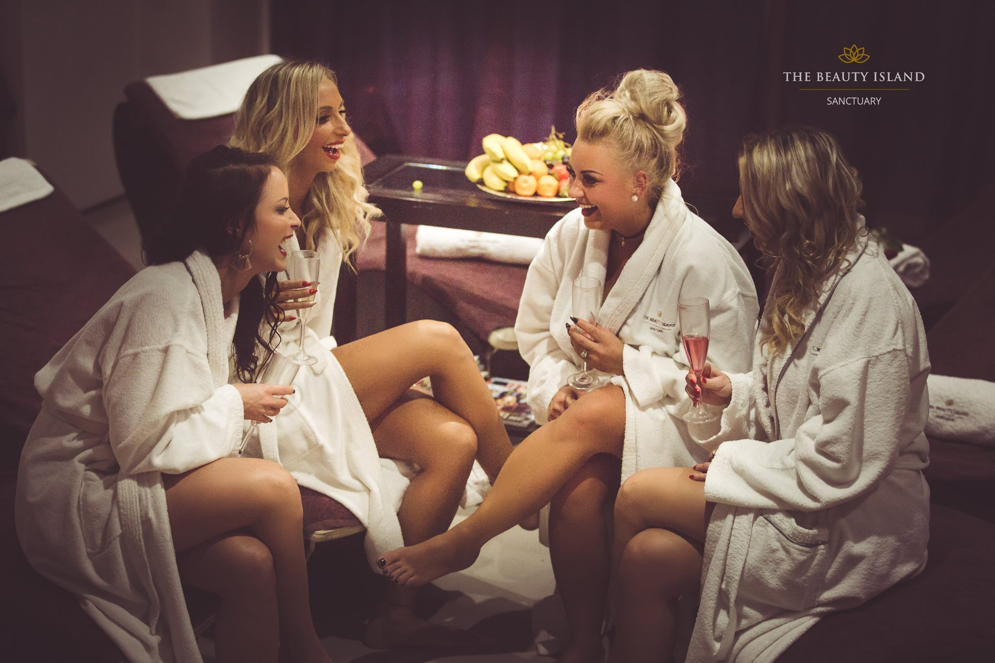 Spa Girls time - Hen Party Spa day