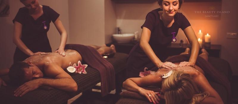 2 for 1 Full Body Massage – Worthing
