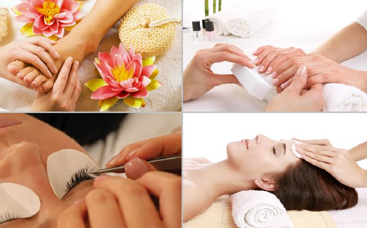 beauty collage - Beauty Treatments