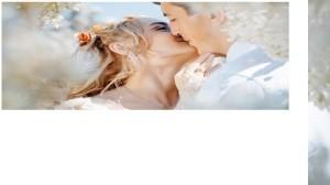 bride and groom kissing 300x168 - bride and groom kissing