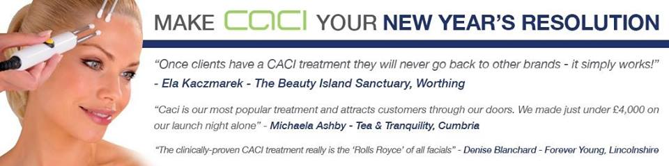 caci ela - CACI Face & Body Treatments