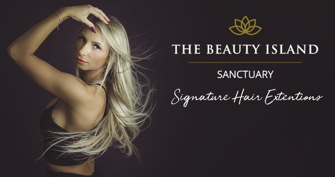 The Beauty Island Signature Hair Extensions