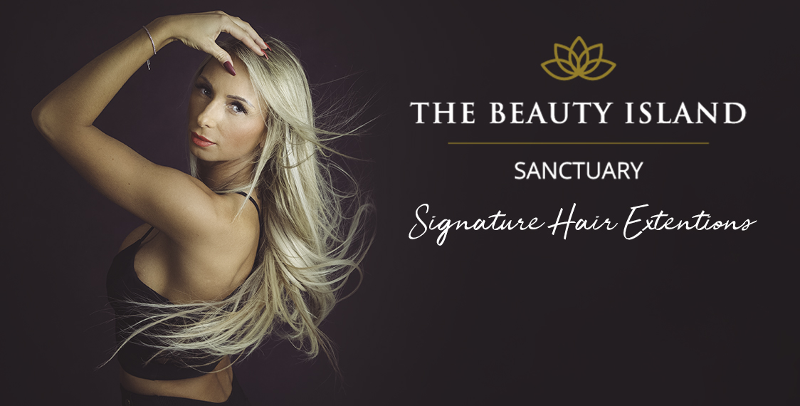 Hair Extensions Worthing The Beauty Island