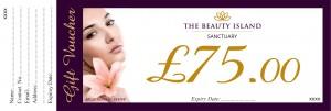 GIFT VOUCHER 2 3 300x101 - Beauty Treatment Gift Voucher