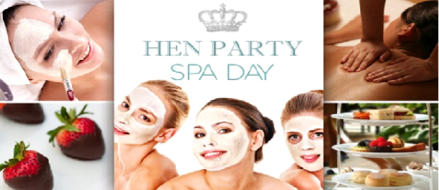 Hen 1 - Hen Party Spa day