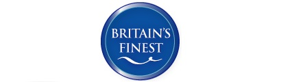 britains finest blue stamp - UK links