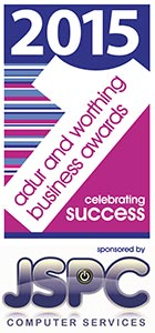 WBA 2015 logo - Finalist @ The Adur & Worthing Business Awards 2015!