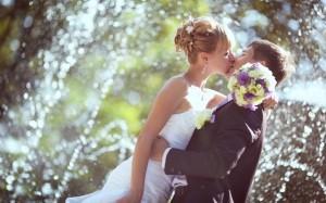bride and groom water 300x187 - Wedding Beauty Preparation in 12 Weeks