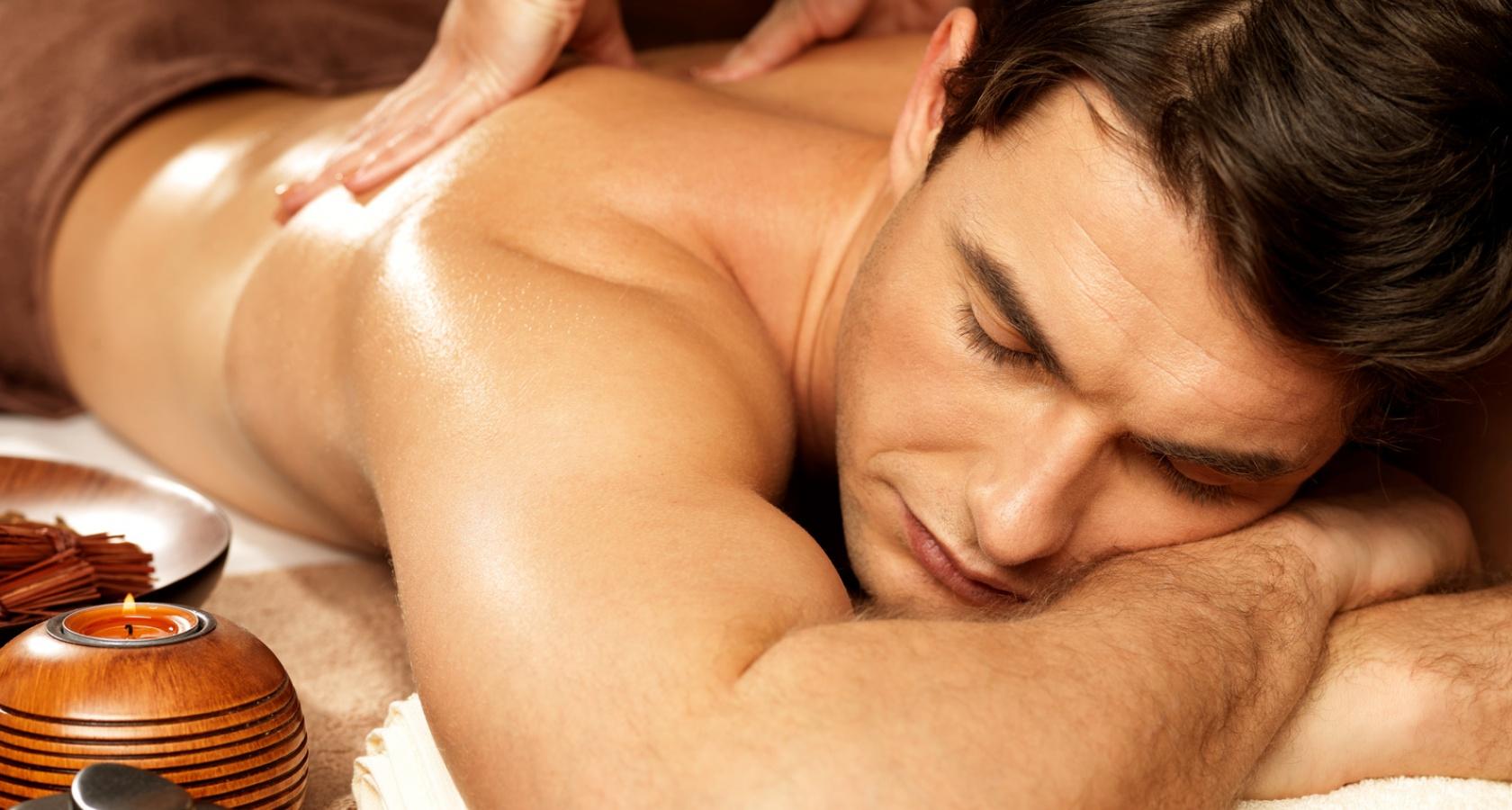 fotolia mezczyzna w spa - Ritual Spa For Men