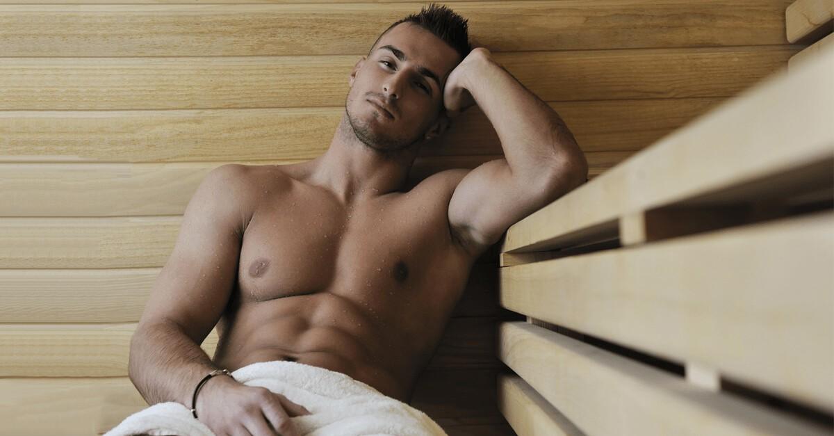 sauna korzysci dla zdrowia - Just For Men