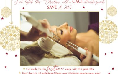 CACI Facials, Worthing. SAVE £200 on Ultimate course.