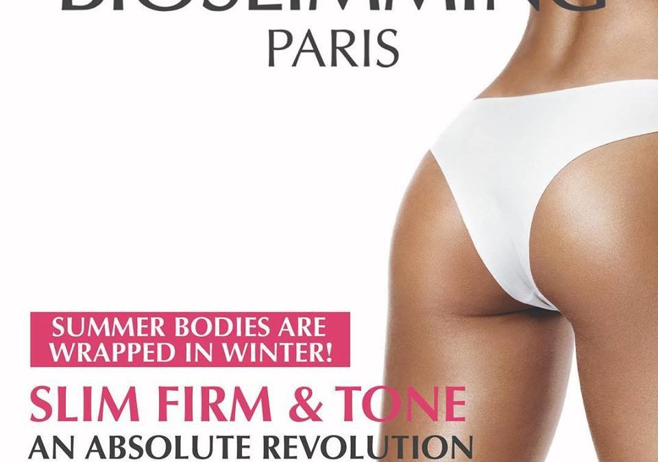 Up to 40% off for Bioslimming wrap!