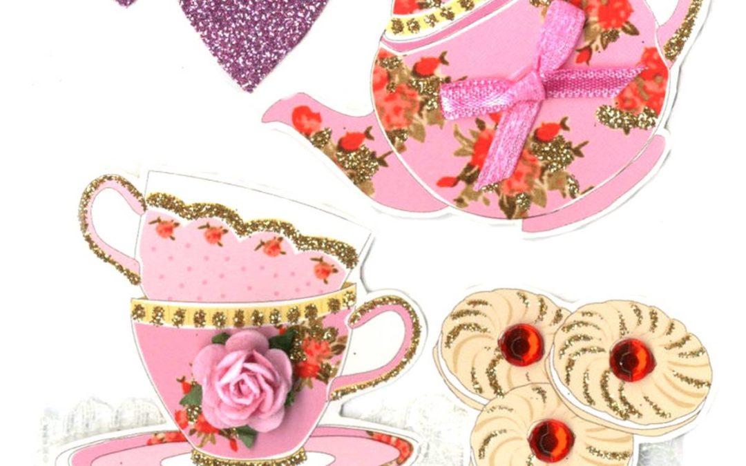 Spa Vintage Afternoon Tea