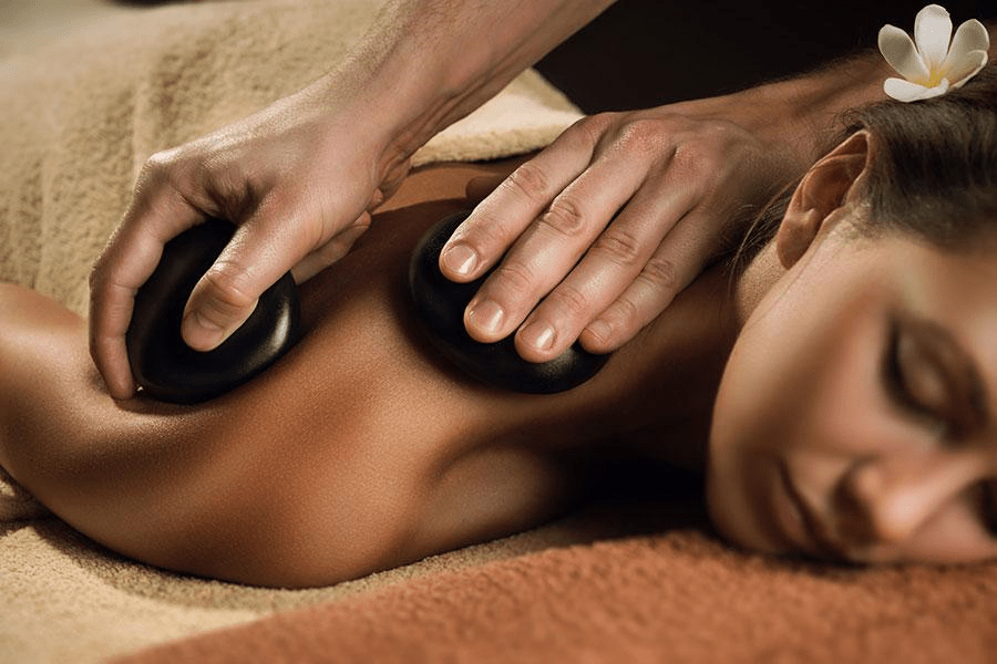 FULL BODY HOT STONE MASSAGE 60 MIN £50 –  RRP £65