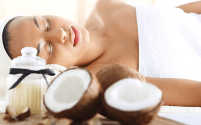 DELICIOUS COCONUT MASSAGE & COCUNUT SCRUB 60 min – £50 – RRP £65