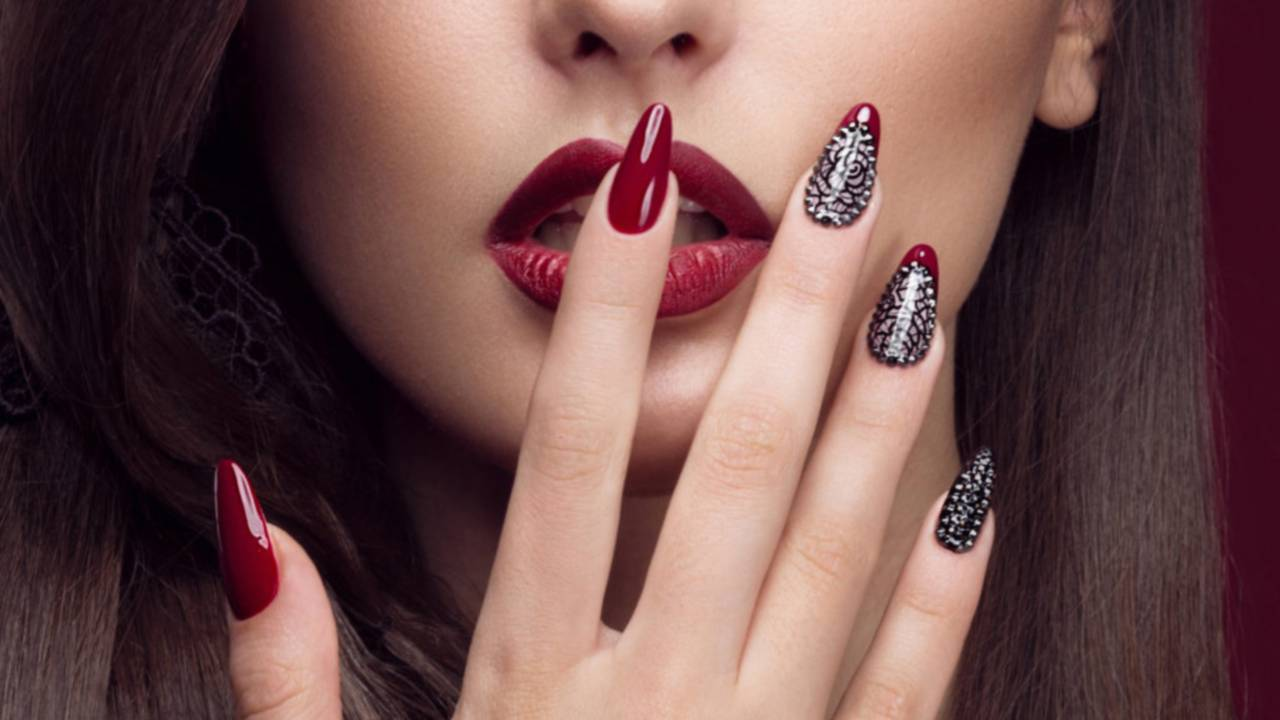 Mini  Nails Gel Polish - Home