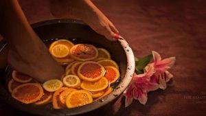 Mini  The Beauty Island spa treatments 22 Copy 300x169 - Pedicure & Fruit foot bath