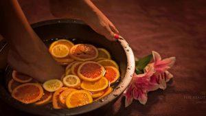 The Beauty Island spa treatments 22 Copy 300x169 - Pedicure & Fruit foot bath