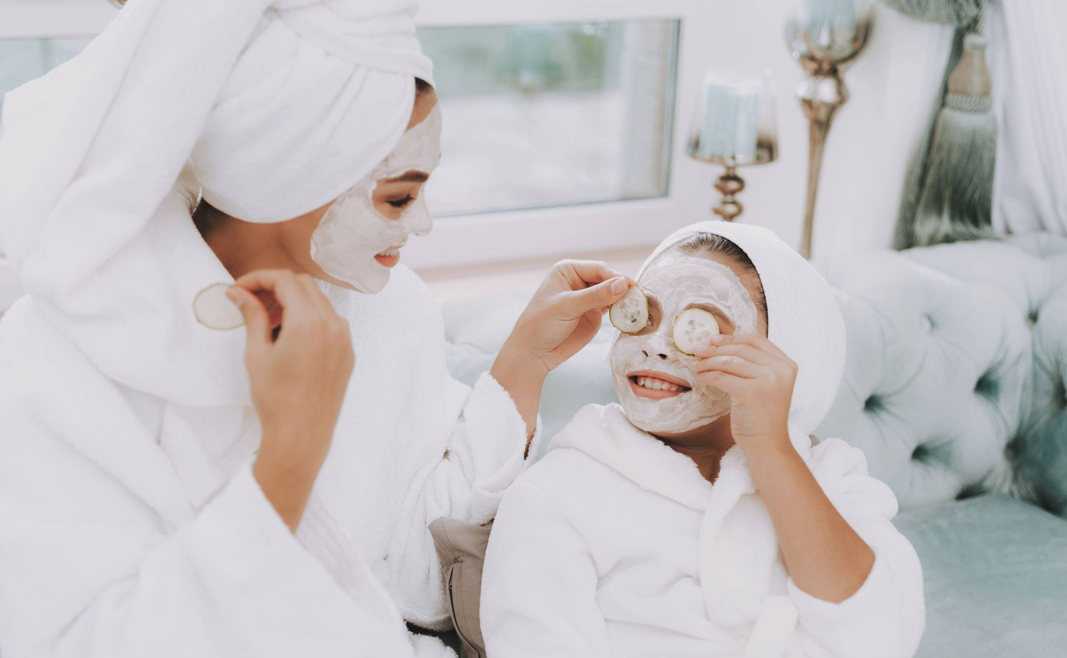 Mini Little Miss Treatments - Festive Spa Afternoon Tea   Christmas Edition Only
